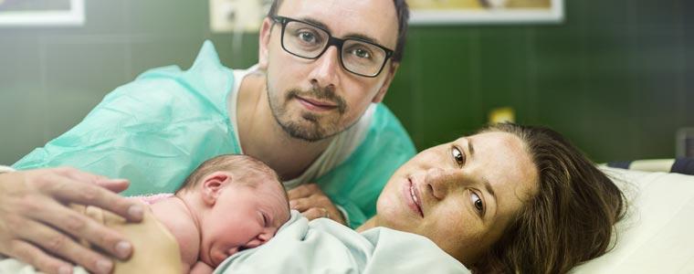 Pour annoncer la naissance de son bébé