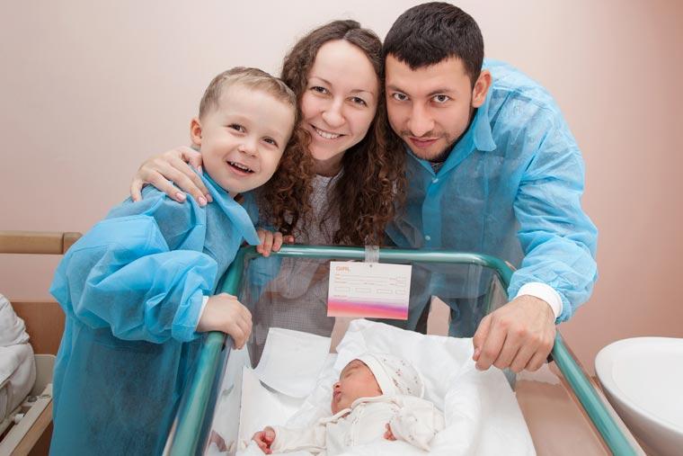Annoncer la naissance de votre bébé en créant votre espace privé