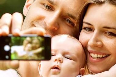 Créez votre espace bébé privé et partagez ses albums photo en toute sécurité