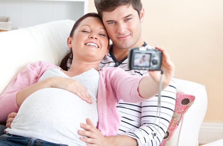 Créez votre espace sécurisé et partagez votre grossesse en toute sécurité