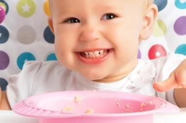 Les repas de bébé et la diversification à partir de 6 mois