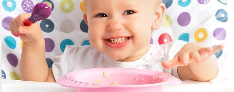Partagez la diversification de l'alimentation de votre bébé avec vos proches