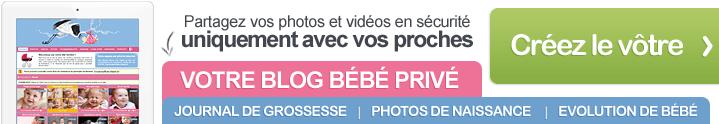 Créez votre espace bébé sécurisé et partagez photos et vidéos, seulement avec vos proches